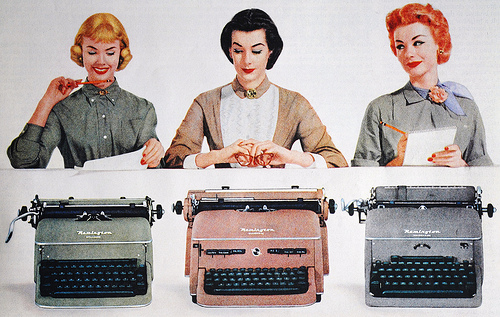 working-women-1950s